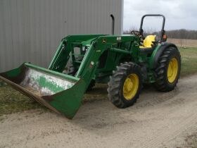 Peckins Farms Machinery Inventory Reduction Auction, Lyons featured photo 1