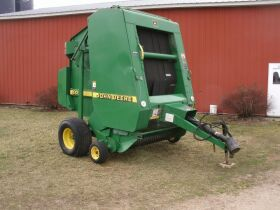 Peckins Farms Machinery Inventory Reduction Auction, Lyons featured photo 4
