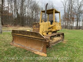Komatsu D31P-17 Dozer featured photo 2