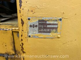 Komatsu D31P-17 Dozer featured photo 6