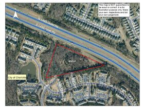 NCDOT Asset 46890 - 5.31+/- AC, Mecklenburg County NC featured photo 1