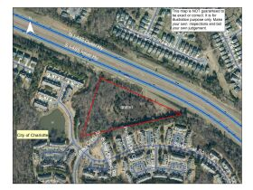 10 Day Upset Period In Effect-NCDOT Asset 46890 - 5.31+/- AC, Mecklenburg County NC featured photo 1