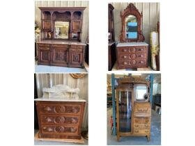 Antique Furniture, Office Furniture, Collectibles, Home Decor & Personal Property at Absolute Online Auction featured photo 1