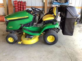 Guns, JD X350 Riding Mower, Antiques, Sterling Silver, Tools & More featured photo 3