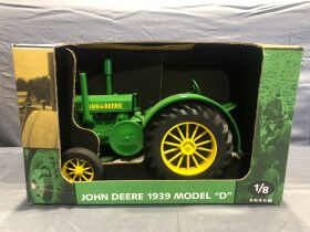 Ruegsegger Estate & Dobson Collection Farm Toy Auction featured photo 4