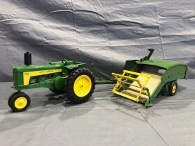 Ruegsegger Estate & Dobson Collection Farm Toy Auction featured photo 10