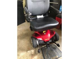 LIVE AUCTION- Equipment, Tools, IH Cub Cadet, Power Wheel Chair featured photo 4