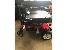 LIVE AUCTION- Equipment, Tools, IH Cub Cadet, Power Wheel Chair featured photo 5