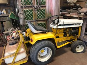 LIVE AUCTION- Equipment, Tools, IH Cub Cadet, Power Wheel Chair featured photo 1