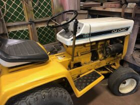 LIVE AUCTION- Equipment, Tools, IH Cub Cadet, Power Wheel Chair featured photo 7