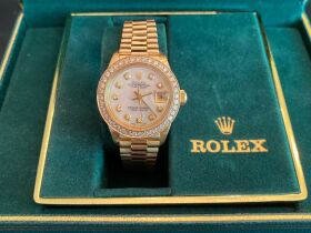 Rolex Watch, Gold and Diamond Jewelry and Sterling Silver Online Auction featured photo 1