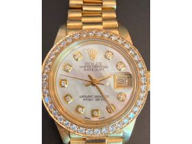 Rolex Watch, Gold and Diamond Jewelry and Sterling Silver Online Auction featured photo 2