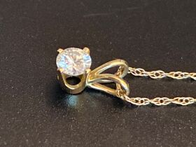 Rolex Watch, Gold and Diamond Jewelry and Sterling Silver Online Auction featured photo 3