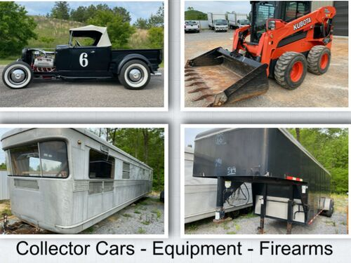 Collector Cars, Equipment, Firearms & More featured photo