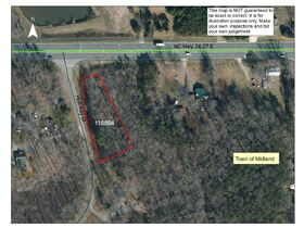 10 Day Upset Period in Effect- NCDOT Asset 116894 - .81+/- AC Cabarrus County NC featured photo 1