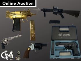 Firearms & Parts, Ammunition, & Reloading Equip. Online Auction - Evansville, IN featured photo 1