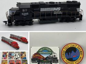 Comics and Collectible Trains featured photo 1