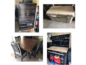 Quality Furniture, Tools, Collectibles, Sports/Recreational Items at Absolute Online Auction featured photo 1