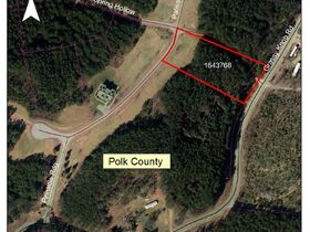 Mountain View Lot Near Lake Lure and Commercial Lot in Hamlet featured photo 1