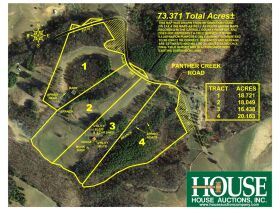 Extraordinary Farm 73 +/-Acres offered Divided with 3 BR Renovated House, Barns & Outbuildings featured photo 1