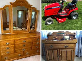Lawnmower, Tools, Furniture, Household featured photo 1