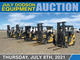 July Dodson Equipment Virtual Auction - Day 1 featured photo 1