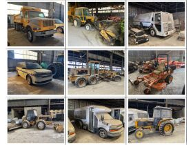 Birmingham Airport Authority - Surplus Vehicle and Equipment Auction featured photo 1