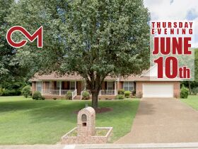 4 BR, 3 BA Home with Sunroom and Office in Haynes Haven Subdivision - Auction June 10th featured photo 1