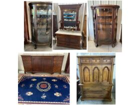 Antique Furniture, Tools, Dolls & Personal Property at Absolute Online Auction featured photo 1
