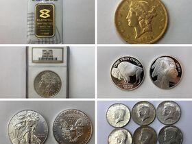 Gold Coins, Silver Dollars, Half Dollars 1 of 4 featured photo 1