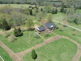127+/- Acres Offered in Tracts - 4 BR, 4.5 BA Custom Home with Barn, Pond, Open Pasture & Mature Hardwoods - AUCTION July 10th featured photo 5