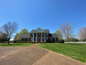 127+/- Acres Offered in Tracts - 4 BR, 4.5 BA Custom Home with Barn, Pond, Open Pasture & Mature Hardwoods - AUCTION July 10th featured photo 2