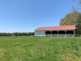 127+/- Acres Offered in Tracts - 4 BR, 4.5 BA Custom Home with Barn, Pond, Open Pasture & Mature Hardwoods - AUCTION July 10th featured photo 3