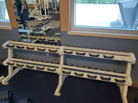 Harrisonville Parks and Rec - Exercise and Fitness Equipment Auction featured photo 4