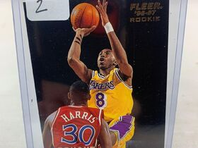 Sports Auction #17- Raw Baseball & Basketball Cards, Wax Packs featured photo 1
