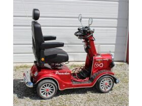 2017 Gatsby Vintage Mobility Scooter, Coins, Collectibles & Antiques, Glassware & So Much More! featured photo 3