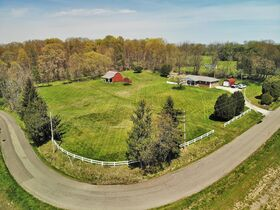 Absolute Ranch Home on 8.6 Acre Estate in Tuslaw School District featured photo 1