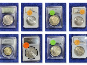 Graded Coins, AMMO, SILVER, Hummels, Upright Freezer, and more featured photo 1