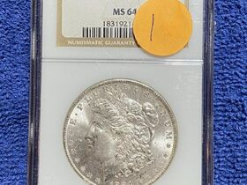 Graded Coins, AMMO, SILVER, Hummels, Upright Freezer, and more featured photo 4