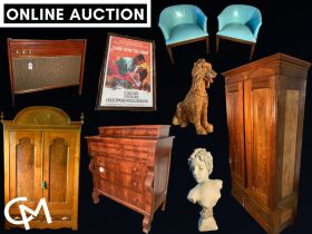 The Estate of Marcia Pugh. Antiques, Collectibles, Art, & More!  Online Auction - Mt. Vernon, IN featured photo 1