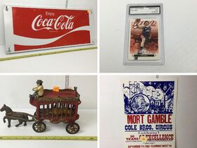 Toys, Collectibles, Sports Cards, Advertising featured photo 1