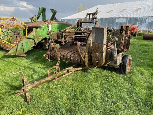 Van Merchant Estate - Tools, Parts and Implements featured photo