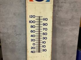 Bob's Gasoline Alley Signs, Clocks, & Thermometer Collection featured photo 10