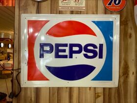 Bob's Gasoline Alley Signs, Clocks, & Thermometer Collection featured photo 5