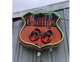 Bob's Gasoline Alley Signs, Clocks, & Thermometer Collection featured photo 4