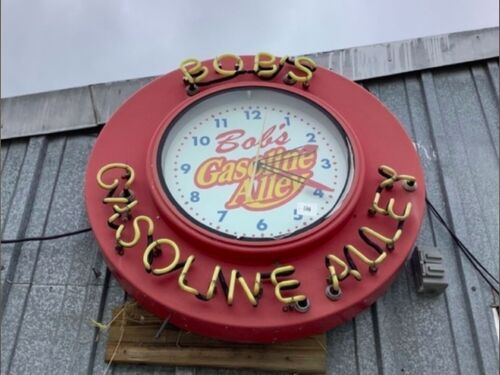 Bob's Gasoline Alley Signs, Clocks, & Thermometer Collection featured photo