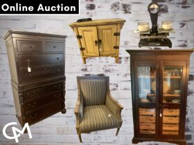 Quality Furniture, Home Decor, Tools, Misc. Online Auction - Evansville, IN featured photo 1