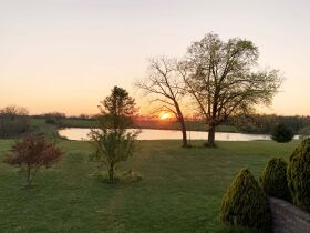 BEAUTIFUL 5 BED, 4.5 BATH HOME W/BASEMENT ON 44+/- ACRES WITH POND - ONLINE AUCTION - Shelbyville, KY featured photo 12