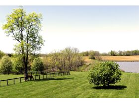 BEAUTIFUL 5 BED, 4.5 BATH HOME W/BASEMENT ON 44+/- ACRES WITH POND - ONLINE AUCTION - Shelbyville, KY featured photo 9
