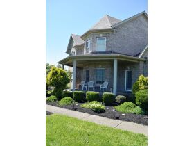 BEAUTIFUL 5 BED, 4.5 BATH HOME W/BASEMENT ON 44+/- ACRES WITH POND - ONLINE AUCTION - Shelbyville, KY featured photo 3